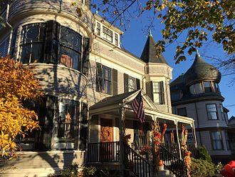 Diamond Historic District (Lynn, Massachusetts) - Atlantic Street