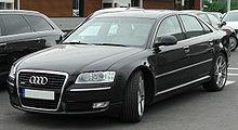 Audi A8 D3 II. Facelift front 20100725.jpg