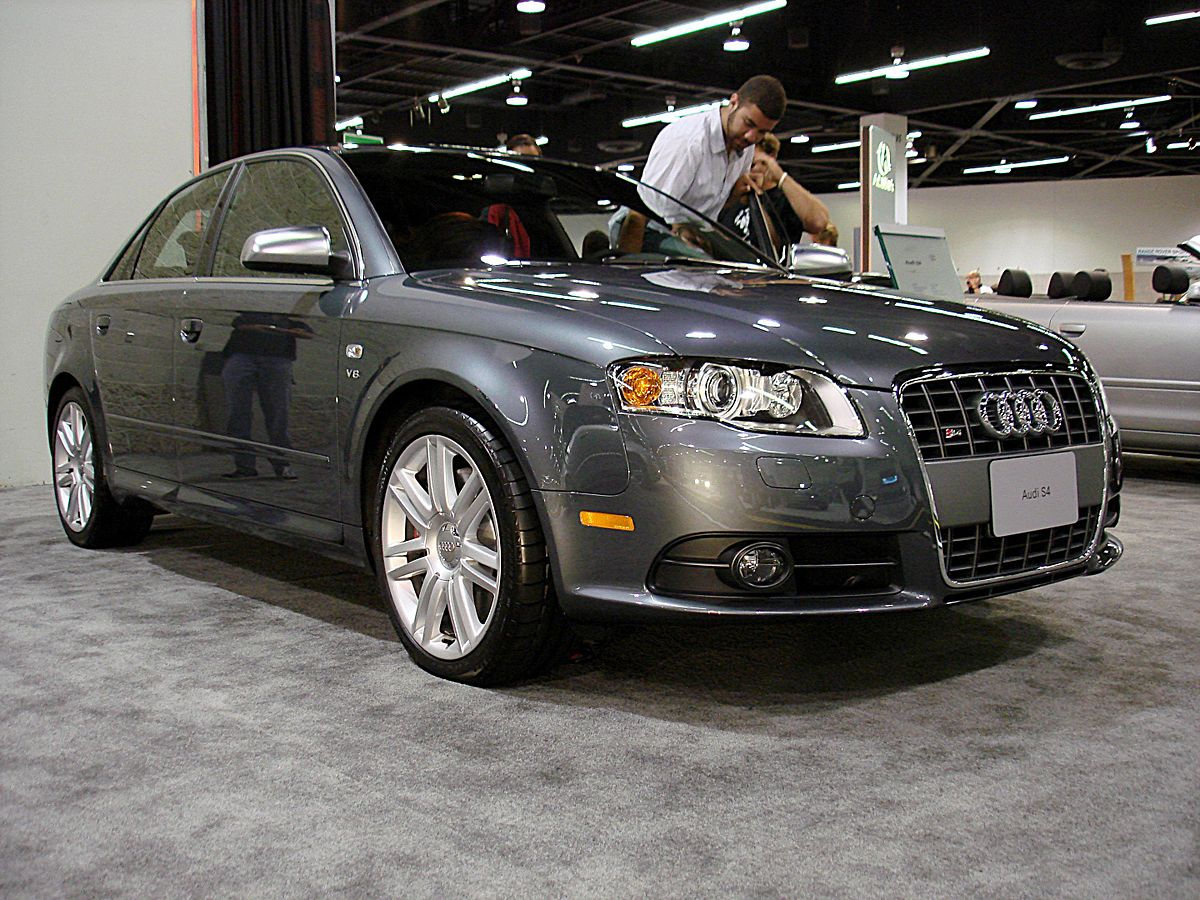 2006 audi s4 25quattro special edition quattro sedan 4. Black Bedroom Furniture Sets. Home Design Ideas