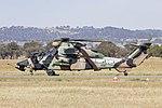 Australian Army (A38-014) Eurocopter EC-655 Tiger ARH at Wagga Wagga Airport.jpg