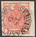 Austria 1850 3Kr Ia CERVIGNANO.jpg
