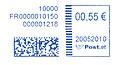 Austria stamp type K4.jpg
