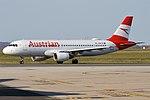 Austrian Airlines, OE-LBM, Airbus A320-214 (46716022035).jpg
