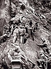 Austro-Hungarian mountain corps