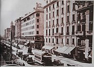 Avenida Olmos, Córdoba (1943)