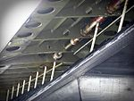Avro Lancaster flap Flickr 4841119406.jpg