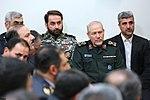 Ayatollah Ali Khamenei & Khatam al-Anbia Commanders 02.jpg