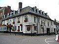 Aylesbury, The Bell Hotel, 40 Market Square - geograph.org.uk - 897782.jpg
