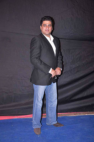 Ayub Khan (actor) - Ayub khan at the Colors Indian Telly Awards, 2012