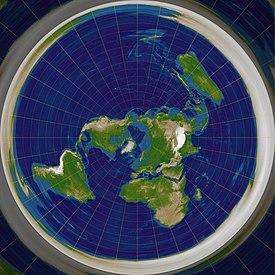 Карта Плоской Земли Скачать - фото 3