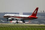B-2875 - Shanghai Airlines - Boeing 757-26D - SHA (10054681324).jpg