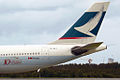 B-HLI Airbus A330-342 Cathay Pacific 'HKSAR 10th Anniversary' (8751155465).jpg