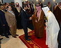 BAC CEO Greeting the Crown Prince of the Kingdom of Bahrain (12151676574).jpg