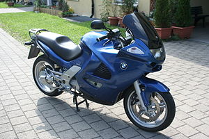 Bmw K1200rs Wikipedia