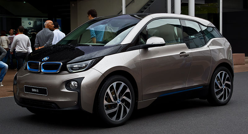 File:BMW i3 – Frontansicht, 14. September 2013, Frankfurt.jpg