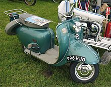 Triumph Tigress, שנת 1960 (BSA Sunbeam)