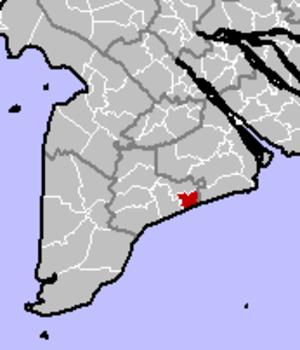 Bạc Liêu - Image: Bac Lieu District