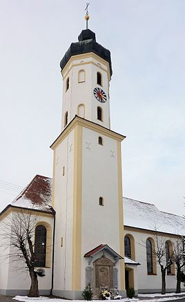 Church in Bachhagel