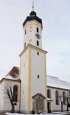 Bachhagel - Church in Bachhagel