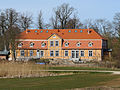 Bad Doberan Kloster Amtsgbäude Rückseite 2015-04-05.jpg