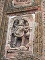 Badanagar - Terra-Cotta Temple-Decoration - panoramio (10).jpg