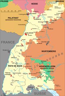 Pays de Bade — Wikipédia