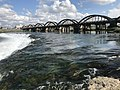 Bafra kızılırmak bridge, kızılırmak delta.jpg