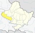 Baglung Gandaki locator.png