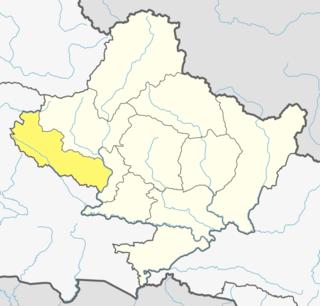 Baglung District District in Gandaki Pradesh, Nepal