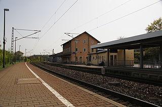 Kirchheim (Neckar) station