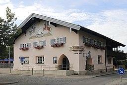 Bahnhofplatz 1 Lenggries 2539