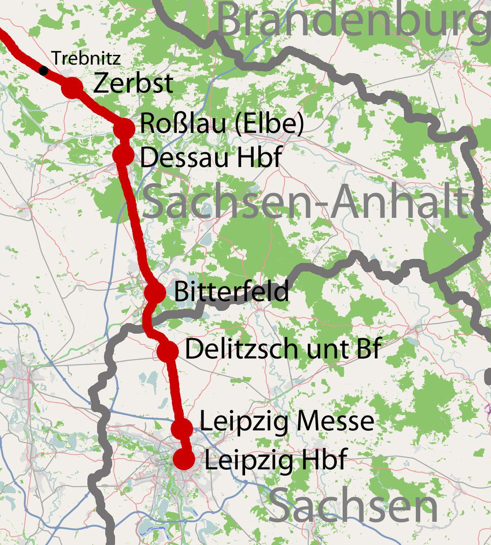 File Bahnstrecke Trebnitz Leipzig Karte Jpg Wikimedia Commons