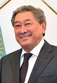 Baktykozha Izmukhambetov Kazakhstani politician