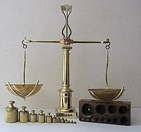 Balance - courtesy Wikipedia