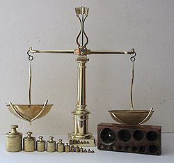 http://upload.wikimedia.org/wikipedia/commons/thumb/1/17/Balance_%C3%A0_tabac_1850.JPG/250px-Balance_%C3%A0_tabac_1850.JPG