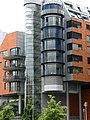 Balconies at the Rogers Building (Potsdamer Platz) - panoramio.jpg