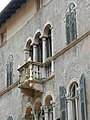 Balcony, 95 Via del Suffragio, Trento, Italy.jpg