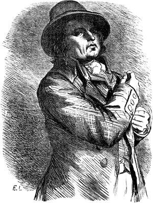 Charles-Henri Sanson - Portrait of Charles-Henri Sanson