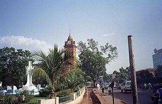 Roman Catholic Archdiocese of Bamako archdiocese