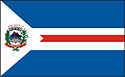 Bandeira da Estância Turística de Barra Bonita