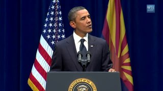 File:Barack Obama 2011 Tucson, Arizona memorial speech.webm