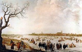 View of Kampen from Seveningen