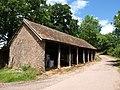 Barn, Knightshayes - geograph.org.uk - 1397751.jpg