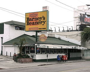Barney's Beanery - Barney's Beanery
