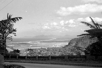 Barra da Tijuca - Barra da Tijuca in the 1950s