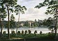 Barth, Wilhelm - Jagdschloss Grunewald von der Seeseite.jpg