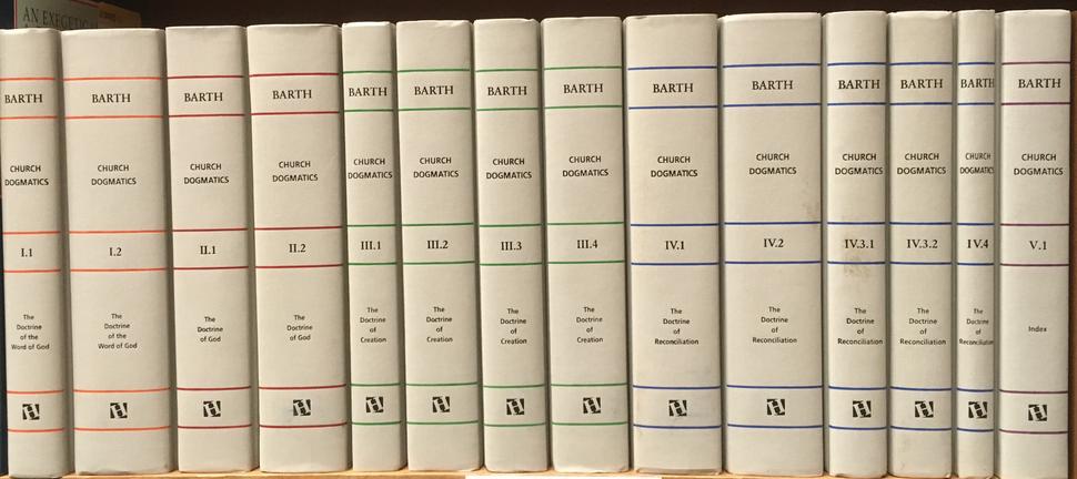Barth-- Church Dogmatics