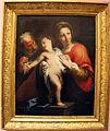 Bartolomeo biscaino, sacra famiglia con uva, 1650 ca..JPG