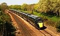 Bathpool - GWR 802103 London service.JPG