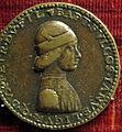 Battista elia da genova, medaglia di battista II di campofregoso, doge di genova.JPG